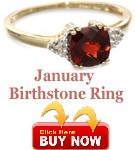 Garnet – January Birthstone
