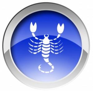 symbol of scorpio