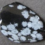 Snowflake Obsidian — Birthstone of Scorpio